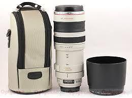 100 - 400mm l IS 4.5 - 5.6 f