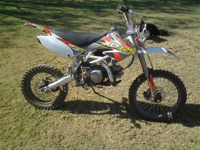 125 pit bike for sale