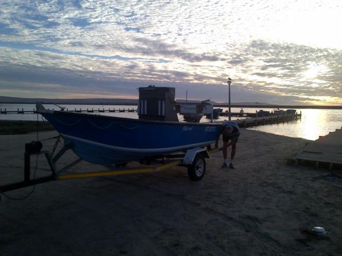 14 SkiCraft Boat