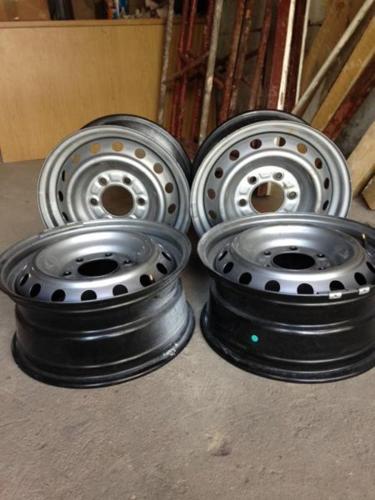 16 Inch rims brand new