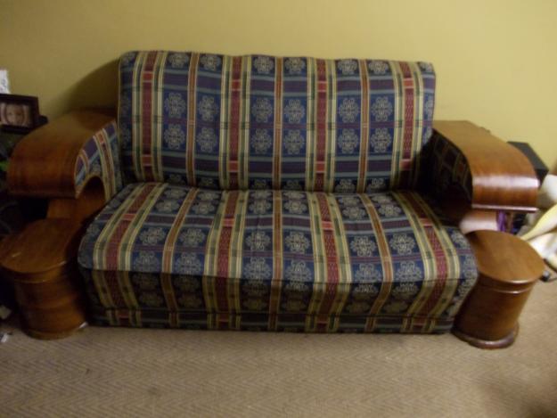 1920 Art Deco 3 Seater Sofa