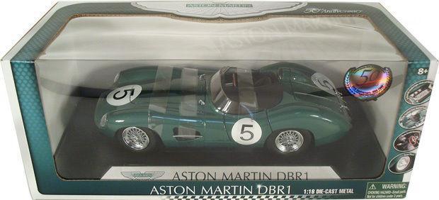 1959 Aston Martin DBR1 (Le Mans Winner) Die Cast Model