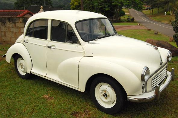 1959 MORRIS MINOR 1000 - SPARES FOR SALE!!!