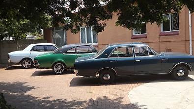 1971 Opel Rekord Sedan left hand drive