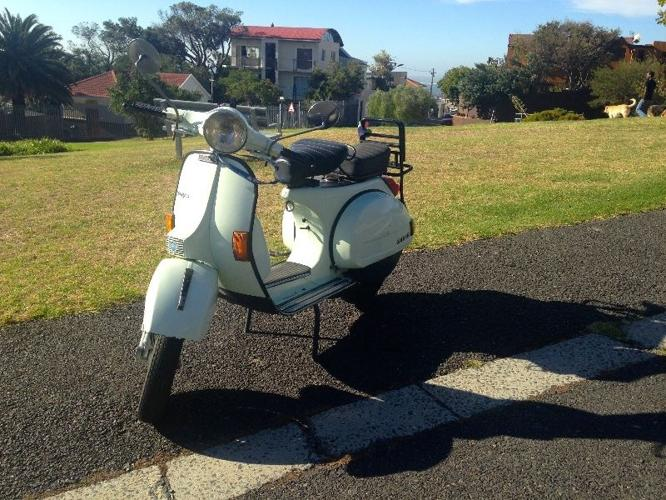 1979 Vespa PX 150 Scooter for Sale in Cape Town, Western