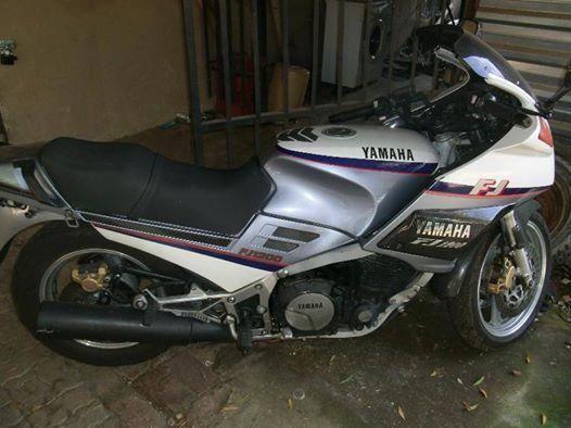 1984 Yamaha FJ 1200
