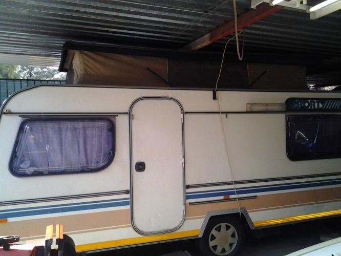 1985 Sprite Sport CI 6 bed Caravan in great condition!!