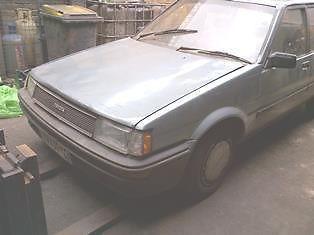 1985, Toyota Corolla Avante, Hatchback - R14500.00