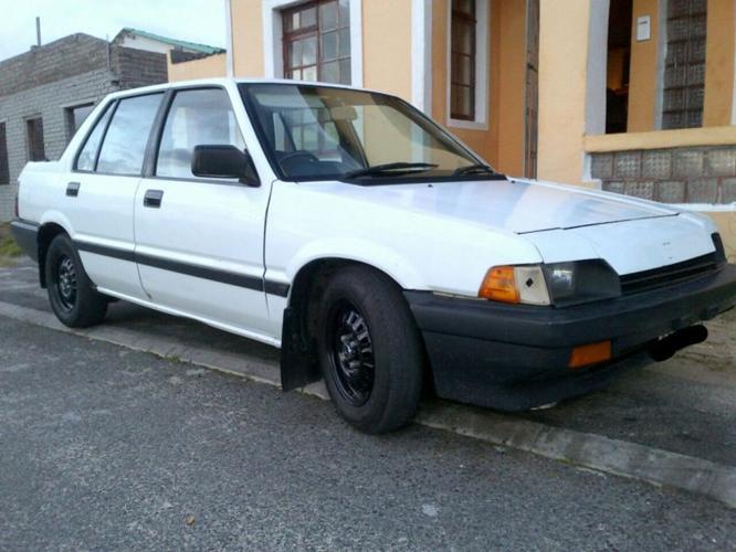 1986 Honda Ballade 1500