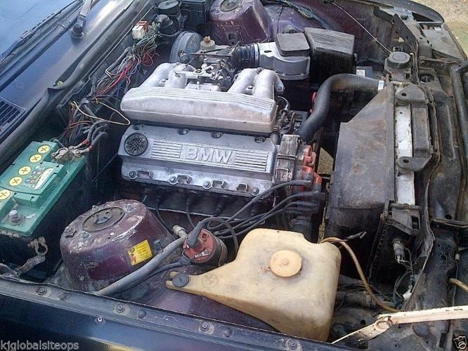 1989 BMW 316i
