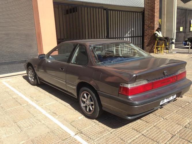 1989 Honda Prelude Coupe (2 door)