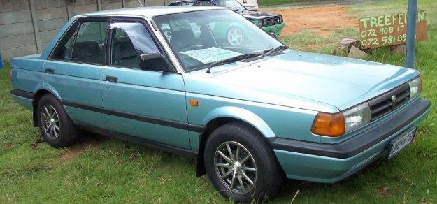 1989 Nissan Sentra 1 6 Sgli A T For Sale In Benoni Gauteng
