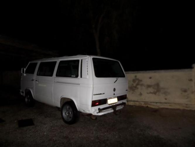 1995 Volkswagen Caravelle Wagon