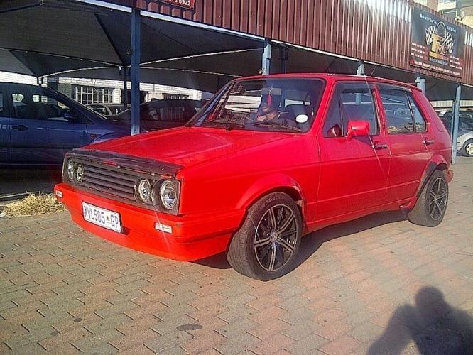 1996 Volkswagen Golf Sedan