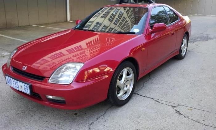 1997 Honda Prelude Coupe (2 door)