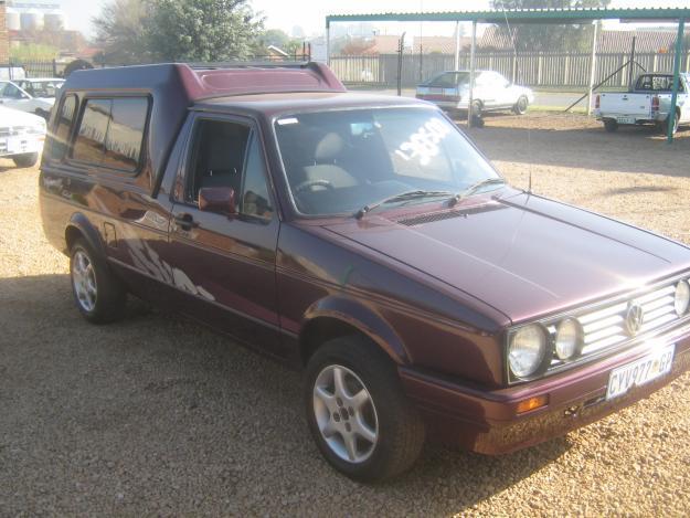 1997 Vw volkswagen caddy 1.6