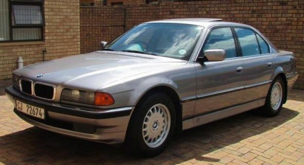 1998 bmw 740i e38 for sale in george western cape classified. Black Bedroom Furniture Sets. Home Design Ideas