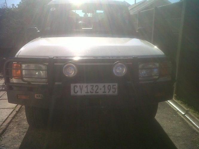 1998 Land Rover Discovery V8I 4X4