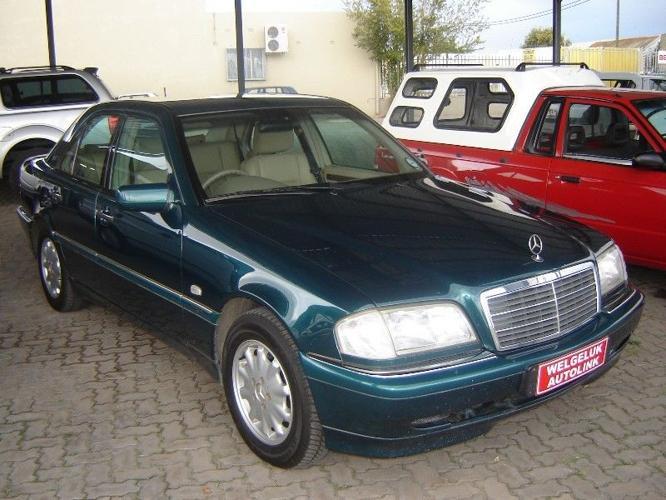 1998 Mercedes-Benz C-Class 230 Automatic