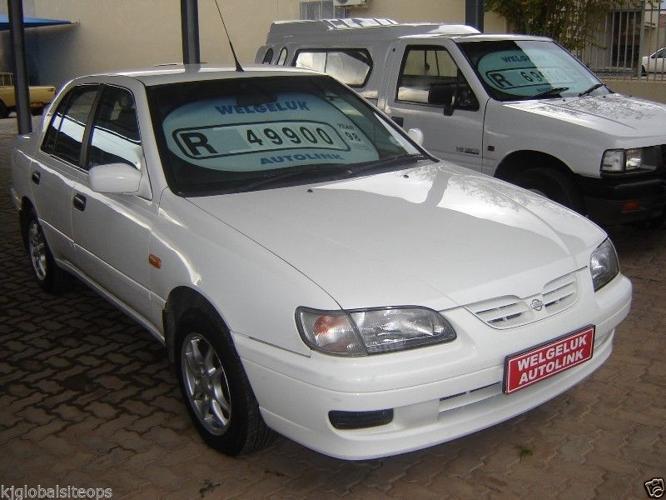 1998 Nissan Sentra 160 Si