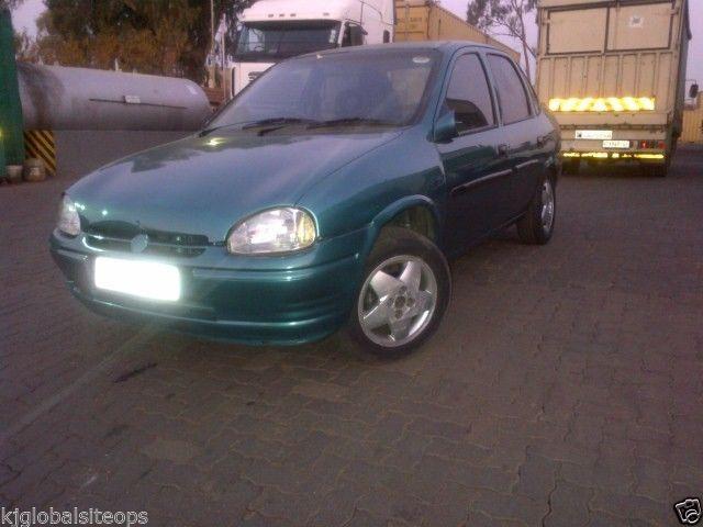 1998 Opel Corsa Sedan