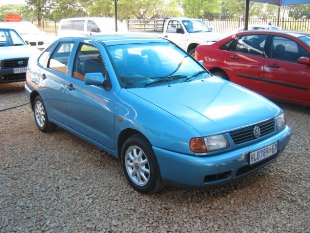 1998 volkswagen polo 1 8i classic for sale in pretoria