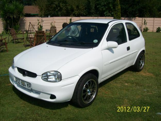 1999 160 I CORSA