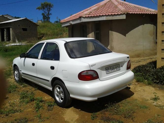 1999 Hyundai Accent Sedan
