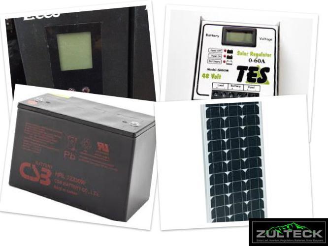 1.2KW 24V PREMIER SOLAR POWER SYSTEMS