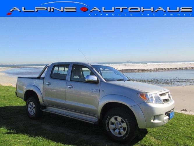 2-Year Mechanical Warranty-TOYOTA HILUX 4.0 V6 D/CAB