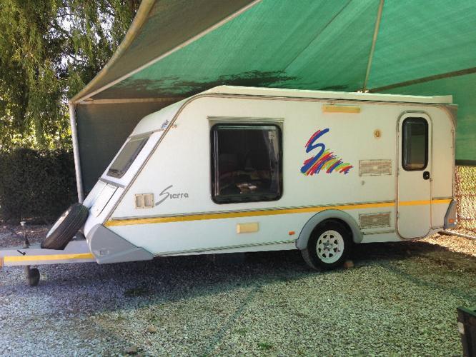 2000 Sprite Sierra Caravan