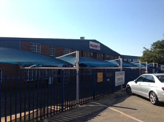 2000sqm WAREHOUSE & OFFICE TO LET
