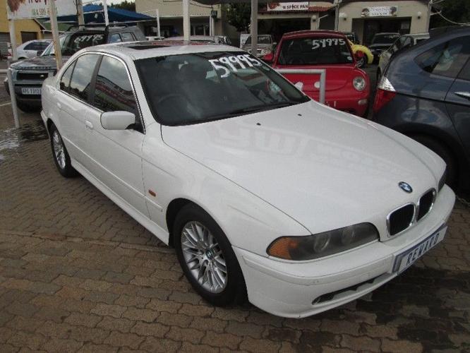 2001 BMW 530D