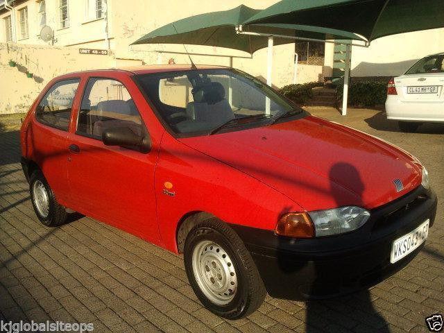 2001 Fiat Palio Hatchback 1.2MPI