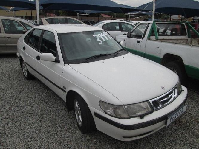 2001 Saab 93 T