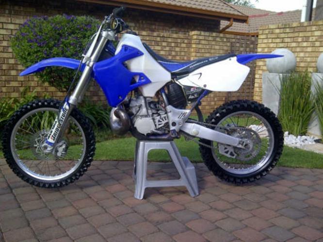 2001 Yamaha Yz250 For Sale In Centurion  Gauteng