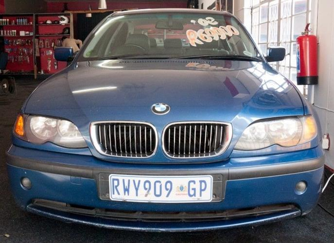 2002 BMW Other Sedan