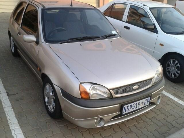 2002 Ford Fiesta 1.6 rsi.R46500 or swop for a cruiser