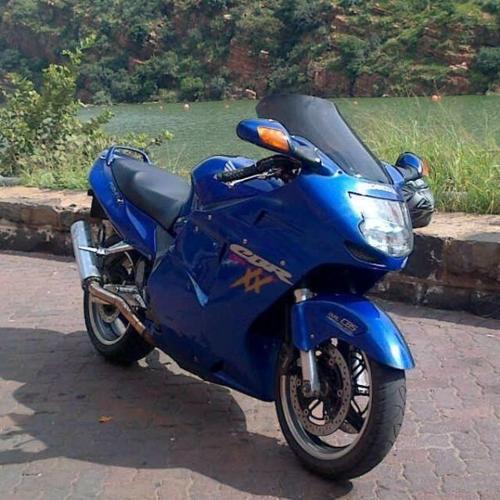 2002 Honda CBR Super Blackbird