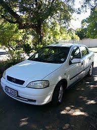 2002 Opel Astra Sedan 1.8 Classic CDE 16V