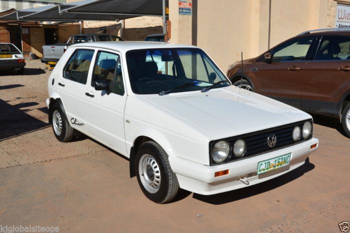 2002 Volkswagen Citi Golf 1.3, Baie goeie toestand...
