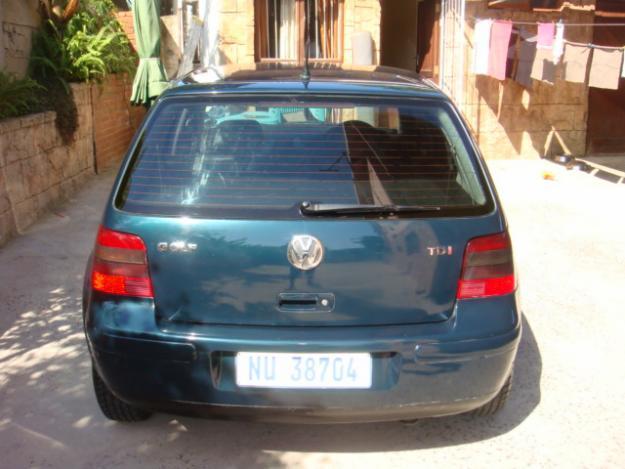 2002 VW Golf 4 1.9 TDI