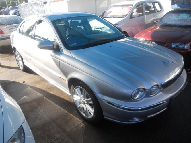 2003 Jaguar x-type 3.0 Auto