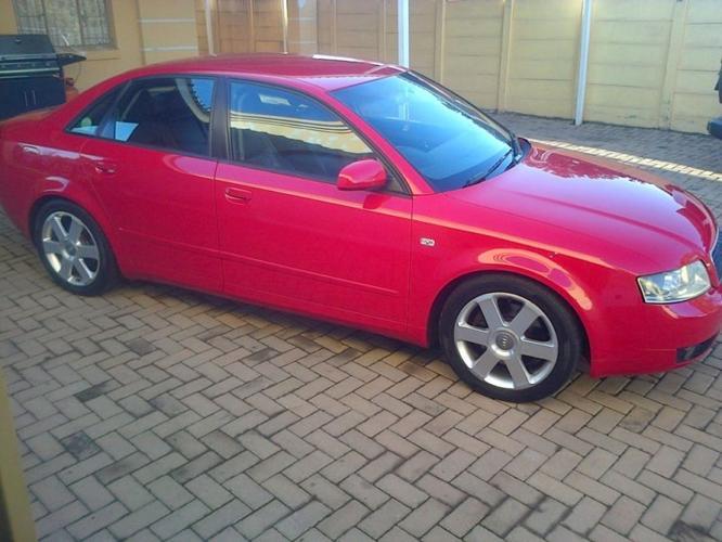 2004 Audi 1.8T RED T 149kw 6 speed GTI POWER