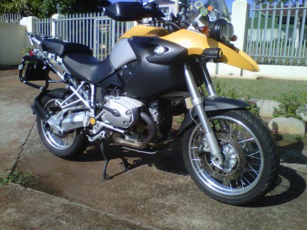 2004 BMW R1200GS