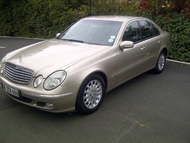 2004 Mercedes-Benz E200 K Elegance