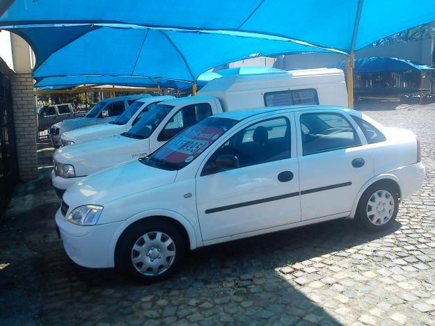 2004 OPEL CORSA CLASSIC 1.4i COMFORT WITH A/C
