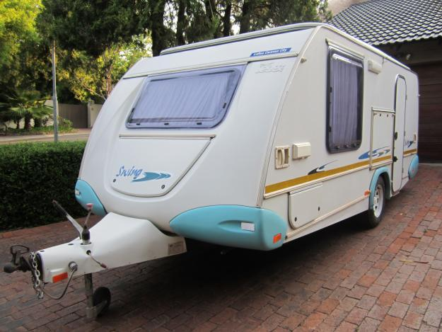 New 1991 Sprite Swift In Caravans Amp Motorhomes Gauteng Pretoria  South