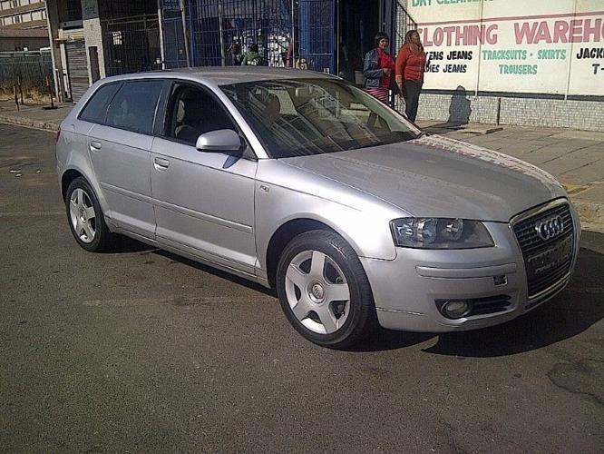 2005 Audi A3 Hatchback