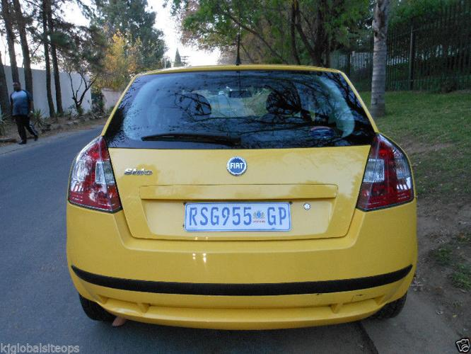 2005 Fiat Stilo Coupe (2 door) 1.6 injection